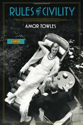 Rules of Civility: Towles, Amor