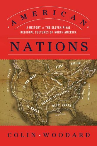 9780670022960: American Nations: A History of the Eleven Rival Regional Cultures of North America