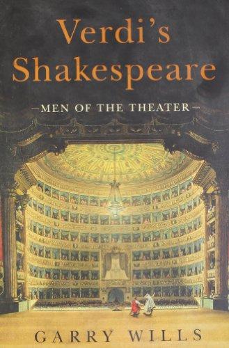 9780670023042: Verdi's Shakespeare: Men of the Theater