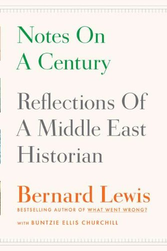 9780670023530: Notes on a Century: Reflections of a Middle East Historian