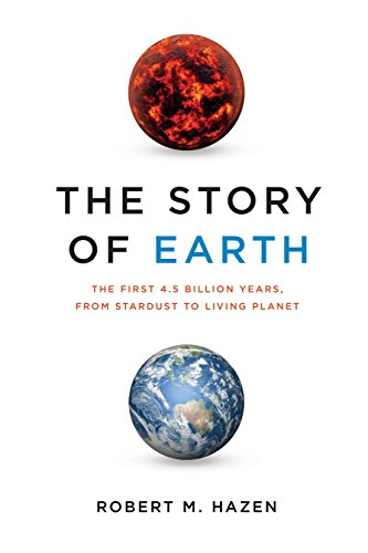 9780670023554: The Story of Earth: The First 4.5 Billion Years, from Stardust to Living Planet