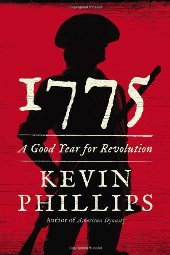 9780670025121: 1775: A Good Year for Revolution