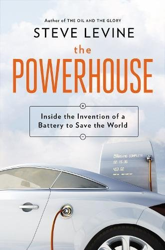9780670025848: The Powerhouse: Inside the Invention of a Battery to Save the World