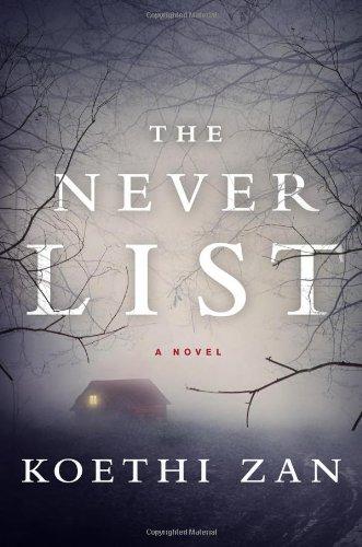 Never list (signed): Zan, Koethi