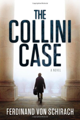 9780670026524: The Collini Case: A Novel