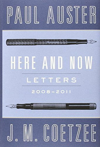 9780670026661: Here and Now: Letters (2008-2011)