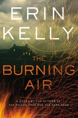 [signed] Kelly, Erin | Burning Air, The | Signed First Edition Book