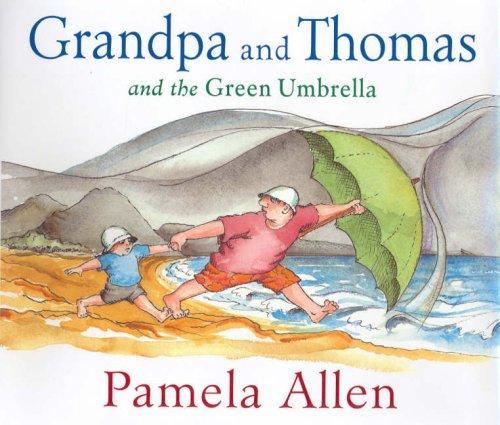9780670029730: Grandpa And Thomas And The Green Umbrella