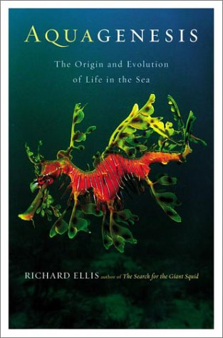 9780670030231: Aquagenesis: The Origin and Evolution of Life in the Sea