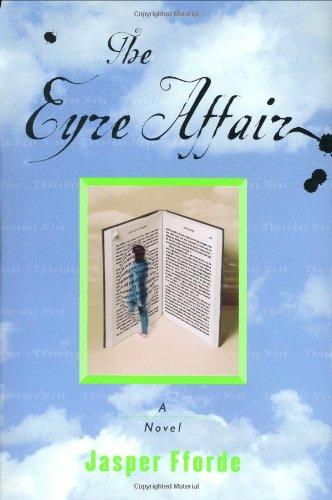 9780670030644: The Eyre Affair