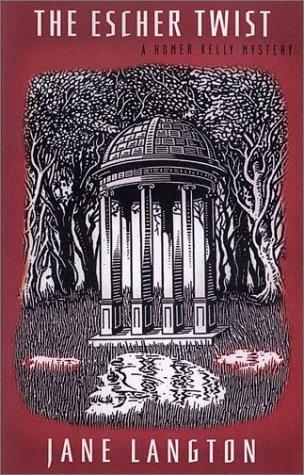9780670030675: The Escher Twist (Homer Kelly Mysteries)