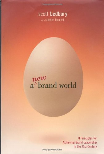 9780670030767: A New Brand World: Eight Principles for Achieving Brand Leadership in the 21st Century