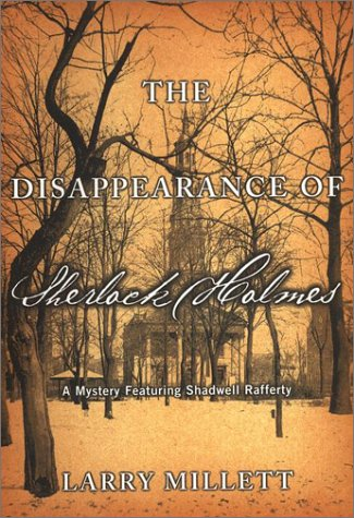 9780670031405: The Disappearance of Sherlock Holmes: A Mystery Featuring Shadwell Rafferty (Sherlock Holmes Mysteries (Penguin))