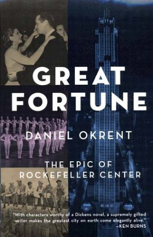 9780670031696: Great Fortune: The Epic of Rockefeller Center