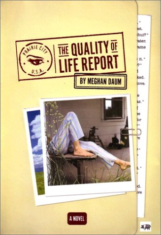 9780670032136: The Quality of Life Report
