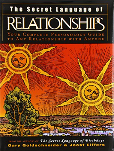 9780670032624: The Secret Language of Relationships: Your Complete Personology Guide to Any Relationship With Anyone