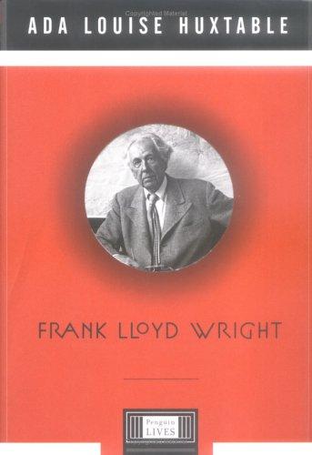 9780670033423: Frank Lloyd Wright (Penguin Lives)
