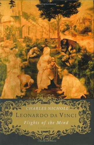 9780670033454: Leonardo da Vinci: Flights Of The Mind