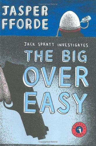 9780670034239: The Big Over Easy: A Nursery Crime