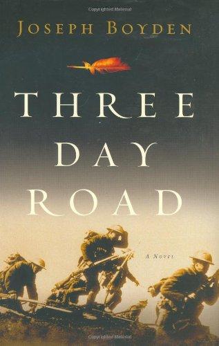 9780670034314: Three Day Road