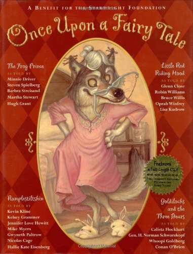 9780670035007: Once upon a Fairy Tale: Four Favorite Stories