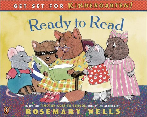 9780670035182: Ready to Read (Get Set for Kindergarten!)
