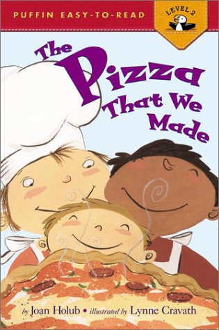 9780670035205: Pizza That We Made (Puffin Easy-To-Read: Level 2)