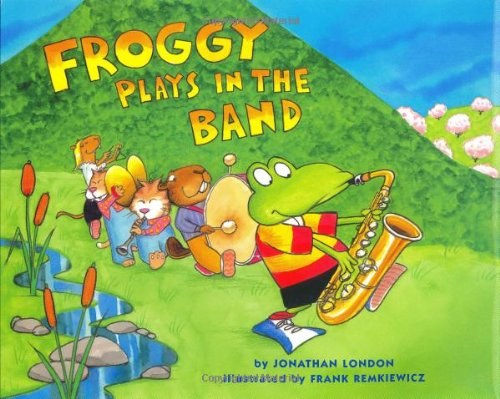 9780670035328: Froggy Plays in the Band