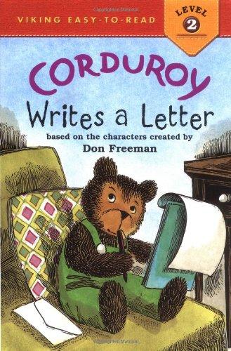 9780670035489: Corduroy Writes a Letter