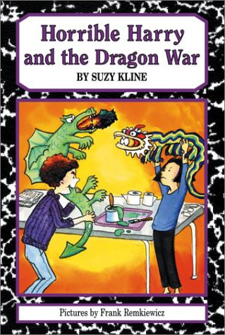 9780670035595: Horrible Harry and the Dragon War