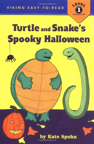 9780670035601: Turtle and Snake's Spooky Halloween (Viking Easy-To-Read - Level 1 (Hardback))