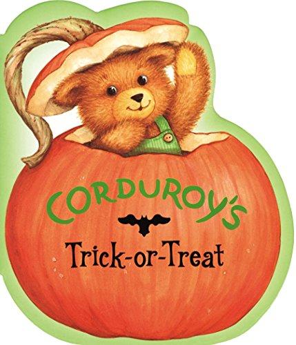 9780670035625: Corduroy's Trick-Or-Treat