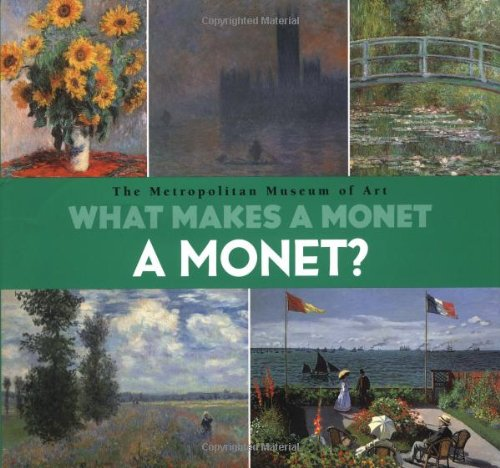 9780670035700: What Makes A Monet A Monet?
