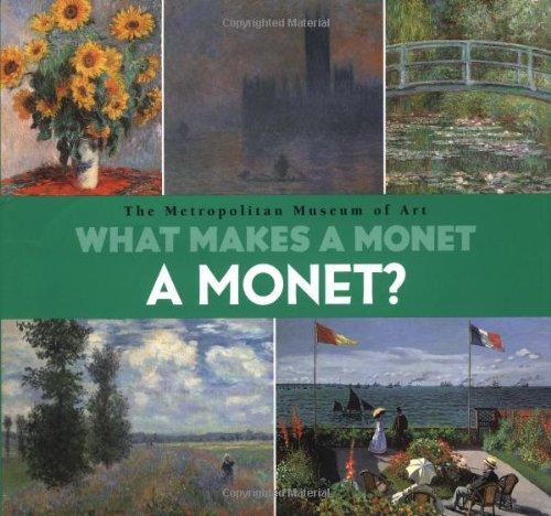 9780670035700: What Makes A Monet A Monet?