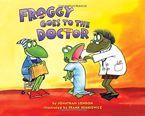 9780670035786: Froggy Goes to the Doctor
