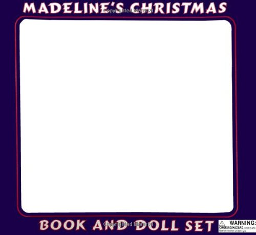 9780670035953: Madeline's Christmas Book and Doll