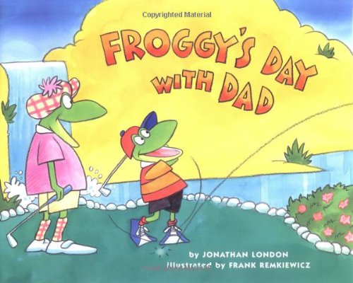 9780670035960: Froggy's Day with Dad