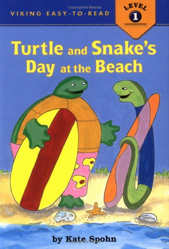 9780670036288: Turtle and Snakes's Day at the Beach (Viking Easy-To-Read - Level 1 (Hardback))