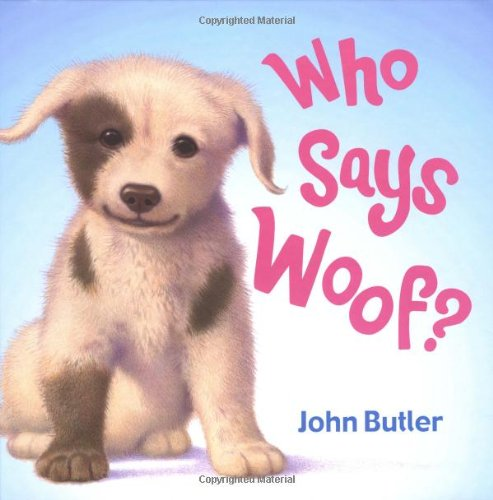 9780670036554: Who Says Woof?