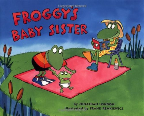 9780670036592: Froggy's Baby Sister