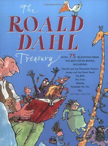 9780670036653: The Roald Dahl Treasury