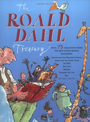 9780670036653: The Roald Dahl Treasury