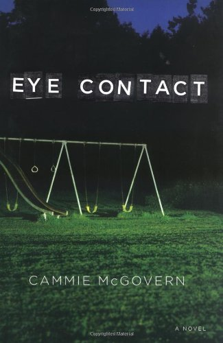 Eye Contact 9780670037650 In the aftermath of a child's shocking murder, the mother of the only witness, an autistic boy, struggles to work through her son's trauma and his communication disabilities in order to help the police to solve the case. 40,000 first printing.