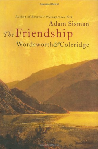 9780670038220: The Friendship: Wordsworth and Coleridge