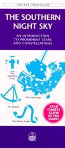 The Southern Night Sky: An Introduction to Prominent Stars and Constellations. (Pocket Naturalist ...