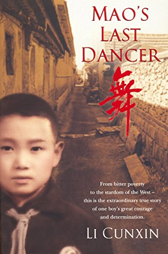 [signed] Mao's Last Dancer.