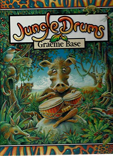 9780670041084: JUNGLE DRUMS
