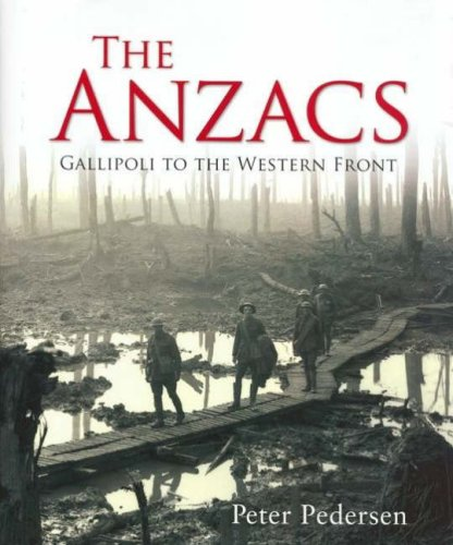 9780670041244: The Anzacs: Gallipoli to the Western Front