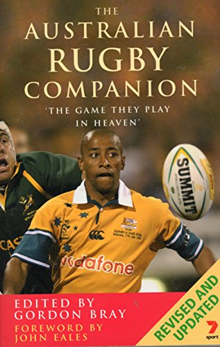 9780670041459: The Australian Rugby Companion: The Game They Play in Heaven