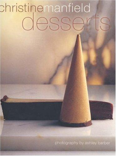 Christine Manfield's Desserts: Manfield, Christine